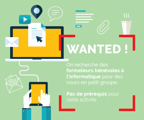 Formateur à l'initiation à l'informatique