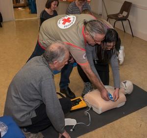 Formateur premiers secours - Croix-Rouge française - Voiron (38)