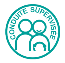 Accompagnateur/rice CONDUITE SUPERVISEE