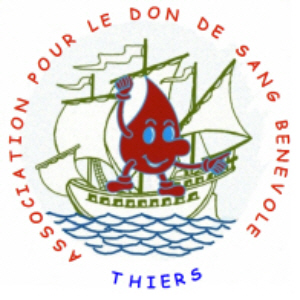 PARTICIPER A THIERS AUX JOURNEES DU DON DU SANG