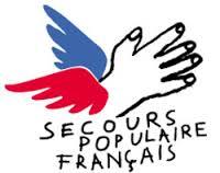 THIERS - RESPONSABLE DU COMITE DE THIERS DU SECOURS POPULAIRE FRANCAIS