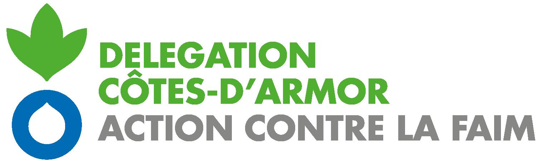 Délégué.e départemental.e Action contre la Faim Côtes-d'Armor