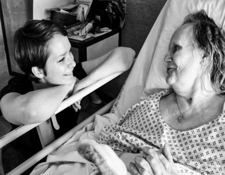 Accompagnement de personnes malades et/ou en fin de vie - Hôpital Goüin Clichy