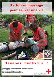 Porter secours aux personnes blessées
