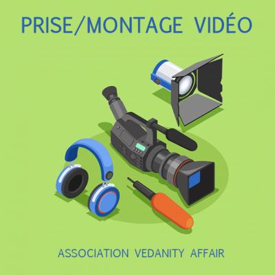 PRISE ET/OU MONTAGE VIDEO