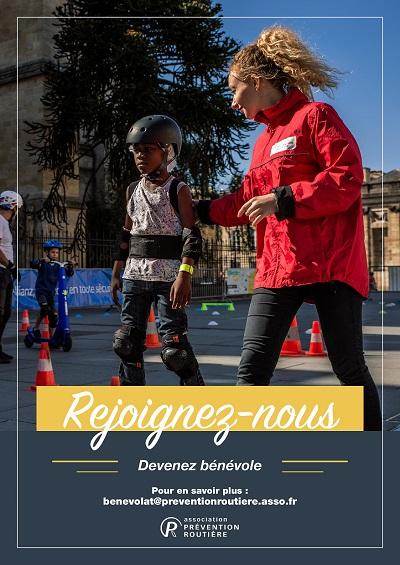 Délégué(e) départemental(e) - Animation réseau de bénévoles en Seine-Saint-Denis