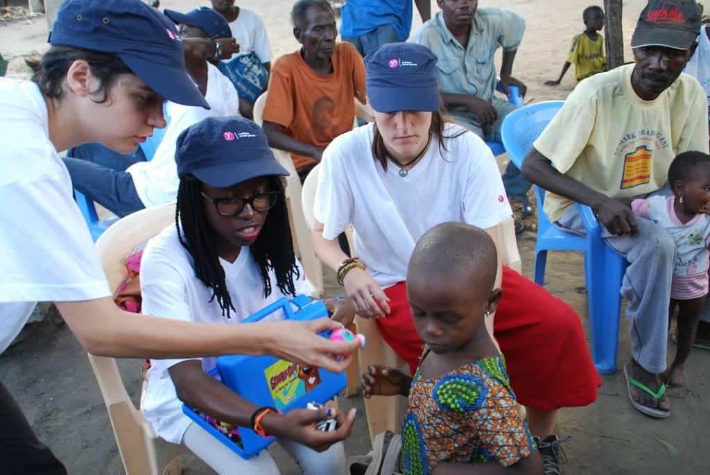 Mission bénévole en Afrique