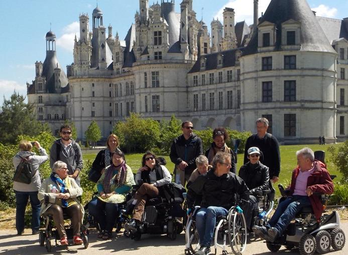 Animer des activités et sorties à destination de personnes en situation de handicap