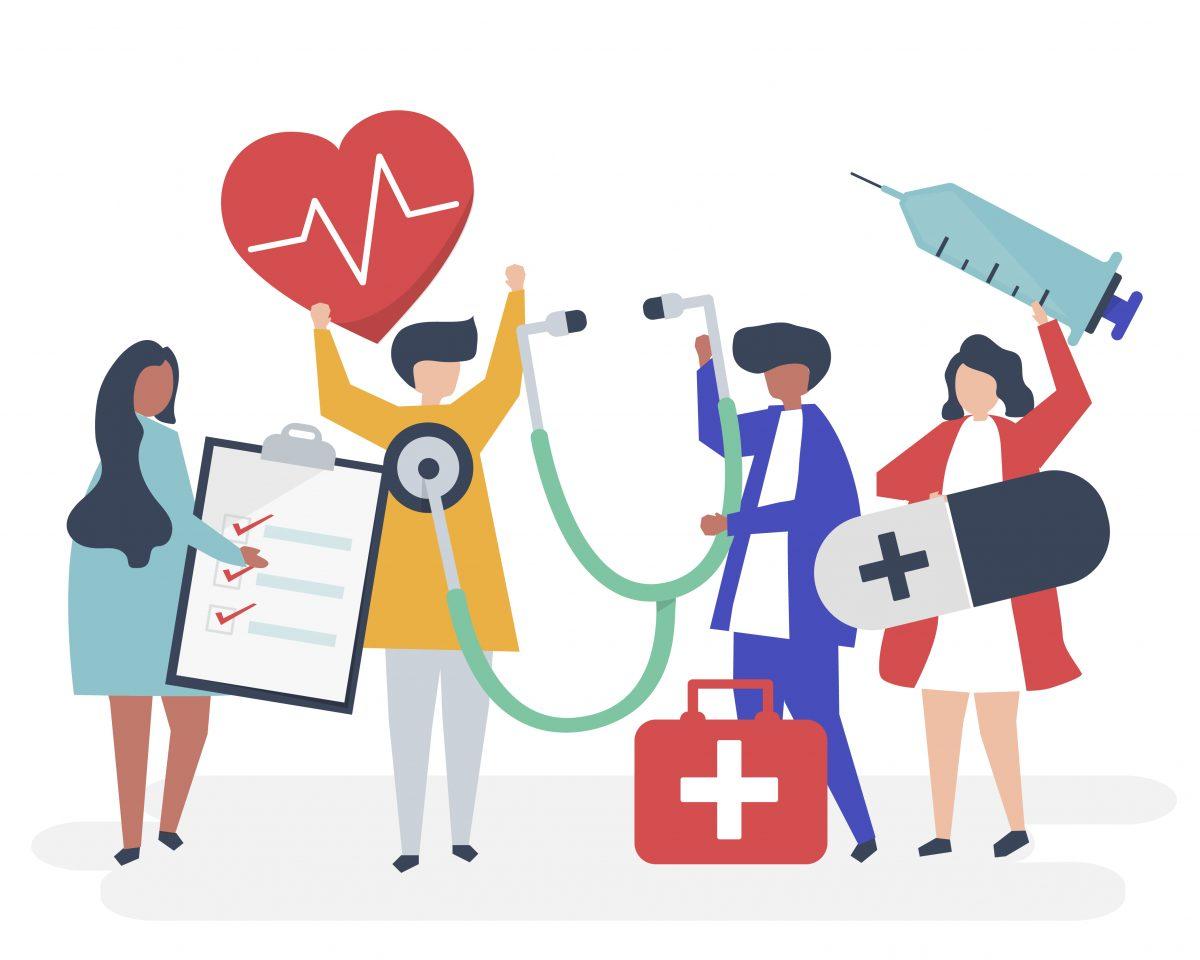 Bénévole dans le domaine de la santé (médecin, psychologue, infirmier.ère...)