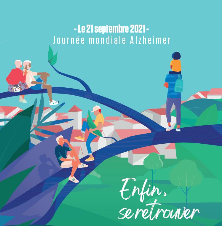 Participer à la journée Mondiale Alzheimer à Dijon le 21/09
