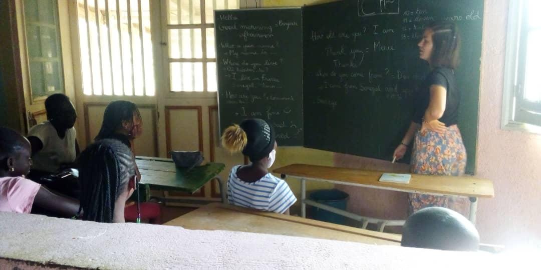 Bénévoles pour soutien scolaire enfants au Sénégal