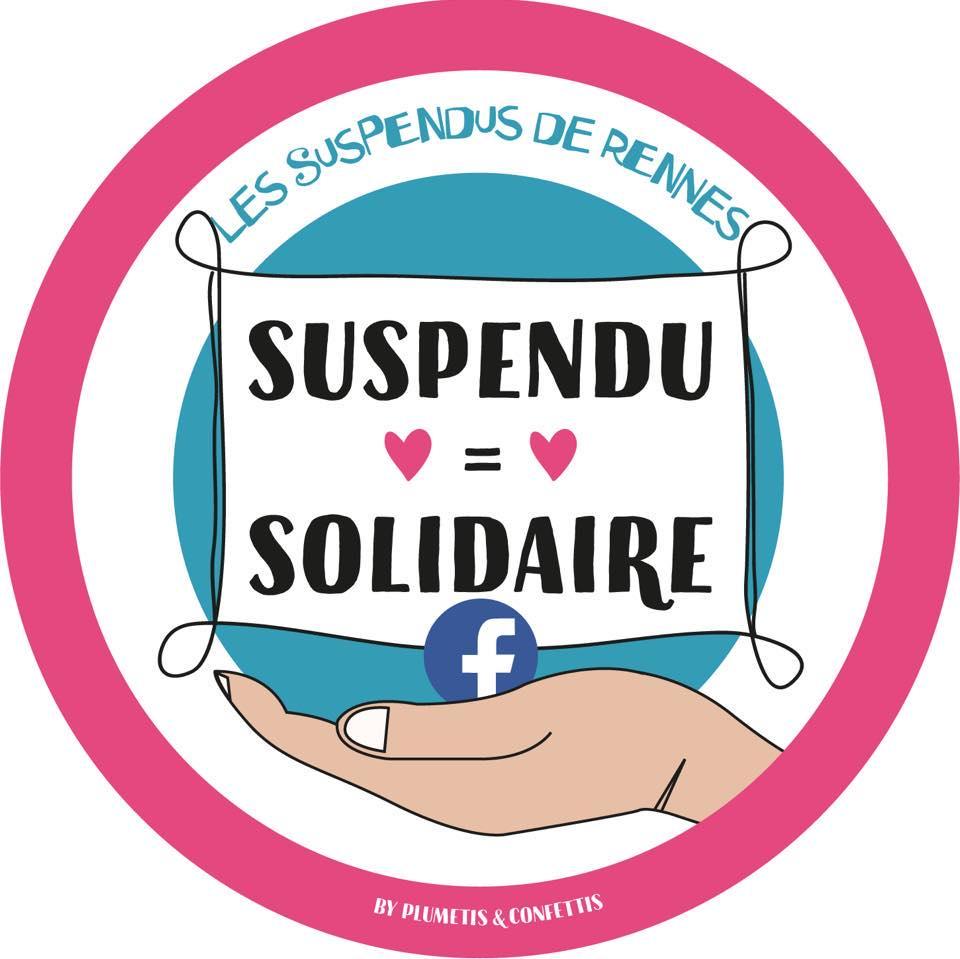 Ambassadeurs H.F  des Suspendus de Rennes et des paniers suspendus